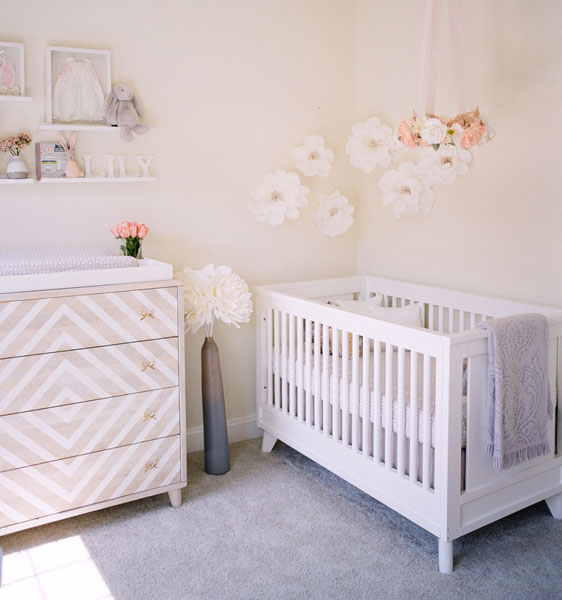 17 Adorable Ways To Decorate Above A Baby Crib: Nursery Trends For 2018