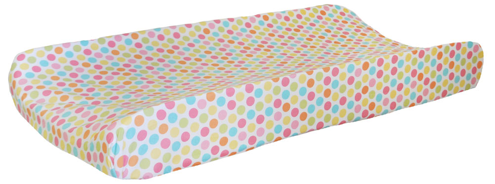 Yellow Changing Pad Covers