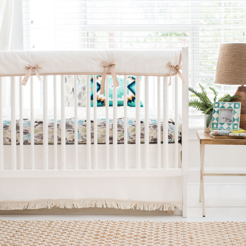 Green Baby Bedding