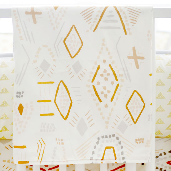 Gold Baby Blankets