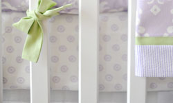 Lavender Nursery Sheet