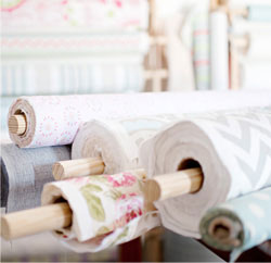 Designer Nursery Fabrics by the Yard