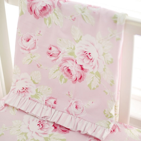 Pink Baby Blankets