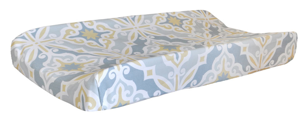Green Changing Pad Covers