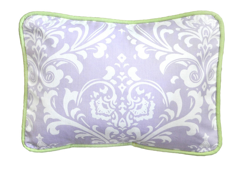Lavender/Purple Throw Pillows