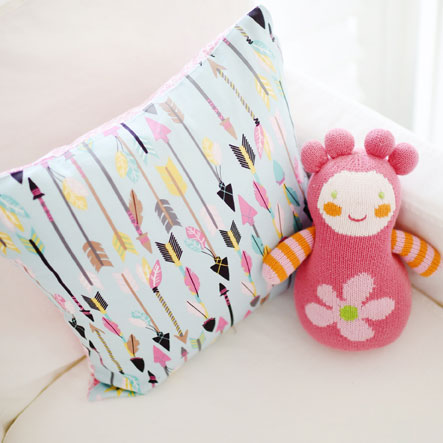 Decorative Nursery Pillows