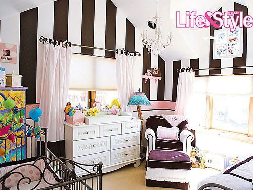 Jack and Jill Interiors - Celebrity Nursery & Baby Room ...