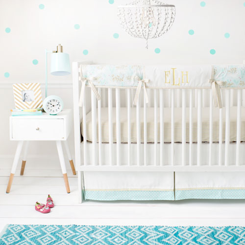 Unicorn Nursery Unicorn Baby Bedding Unicorn Crib Bedding