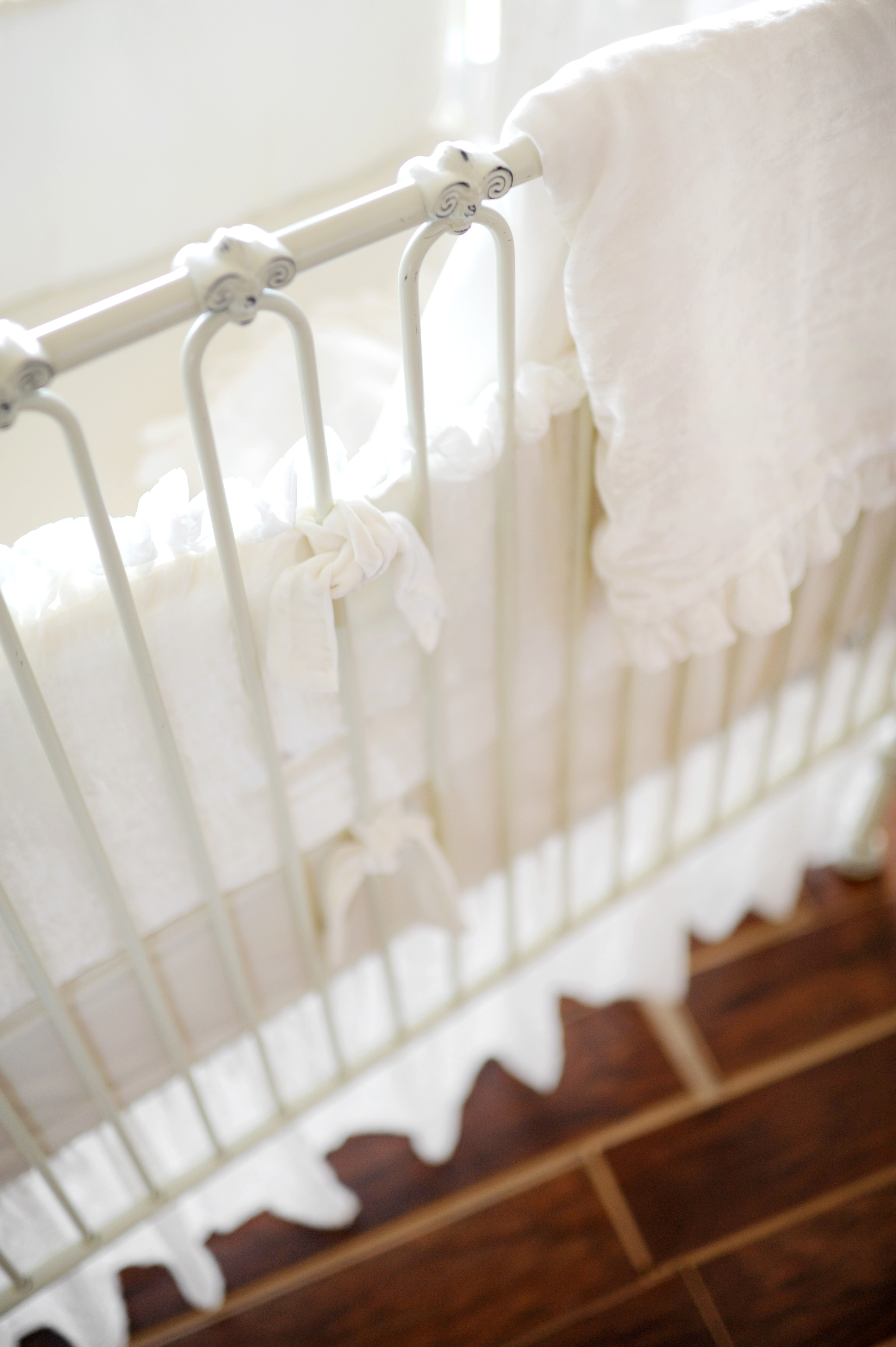 white baby blanket velvet baby crib collection - White Baby Crib