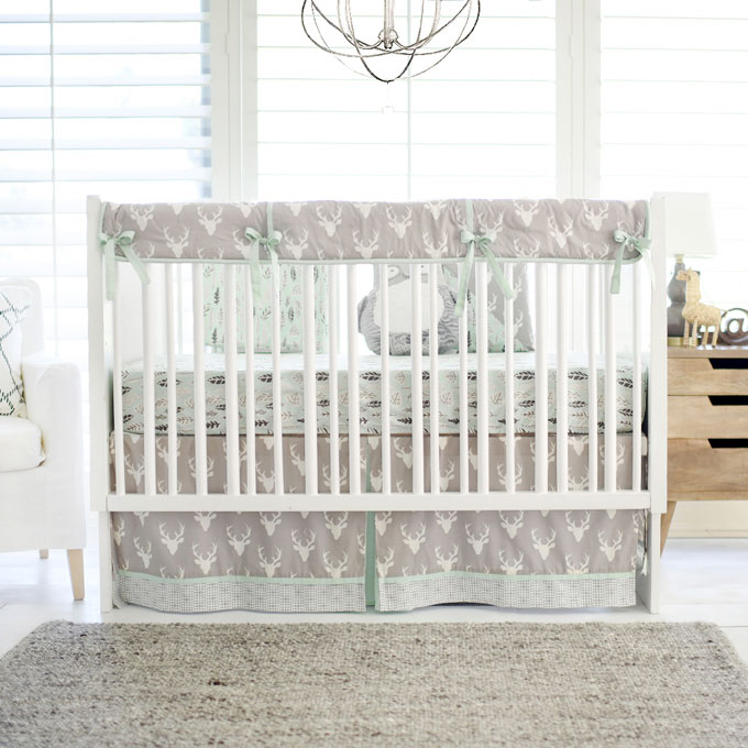 Woodland Nursery Baby Set Collections