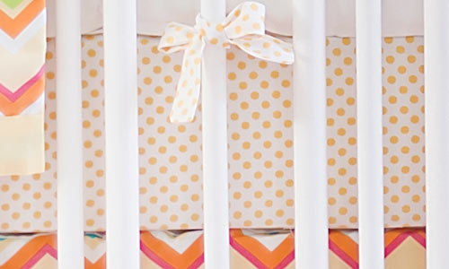 Yellow Nursery Sheets