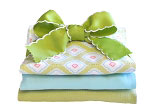Baby Dayz Burp Cloth Set