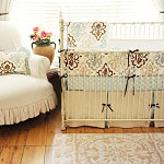 Bella Amore Baby Bedding