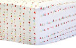Bunting Party Crib Sheet