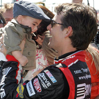 Jeff Gordon Celebrity Nursery