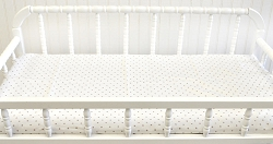 Picket Fence Changing Pad Cover