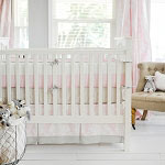Cross My Heart Baby Bedding