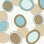 Dancing Dots Fabric