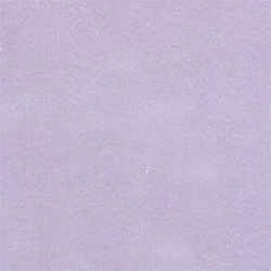 Fluffy Minky Fabric Lavender  | Shannon Kozy Cuddle Fabric