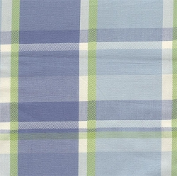 Parasol Plaid Lake | Lake Plaid Fabric