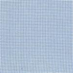 Homespun Blue Minicheck Fabric