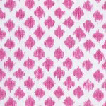 Diamond Ikat in Fucshia Sheet
