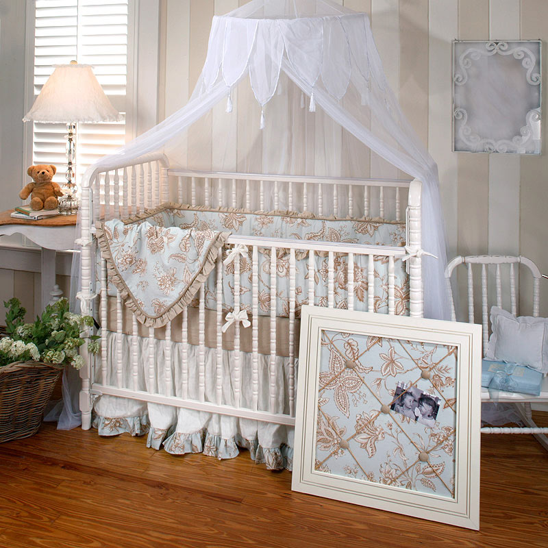 Baby Girl Baby Bedding, Baby Bedding for a Girl, Crib Bedding for Girl