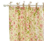 In Full Bloom Curtain Panels
