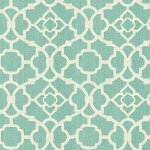 Lattice in Aqua