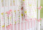 Love Song Crib Bumper