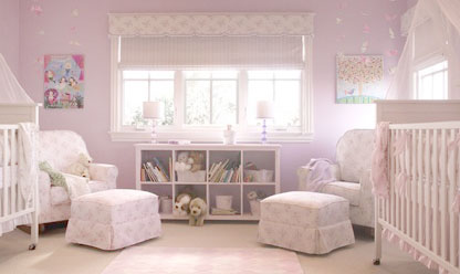 marcia cross nursery