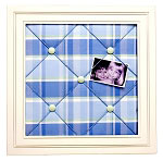Sweet Pea Baby Framed Memo Board
