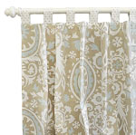 Picket Fence Curtain Panels