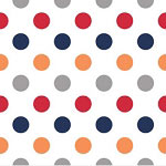 Polka Dot in Rugby