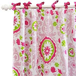 Strawberry Fields Curtain Panels