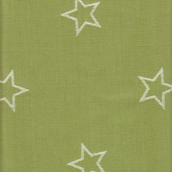 Green Star Fabric