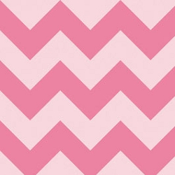 Riley Blake Fabrics | Zig Zag in Pink Sugar