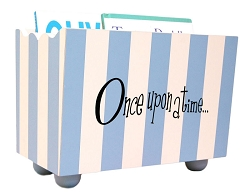 Blue Stripe Bookholder
