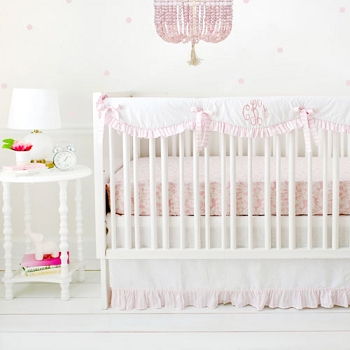 Woodland Bedding Set | Born Wild in Pink Collection
