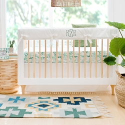 Cactus Baby Bedding | Cacti Crib Collection