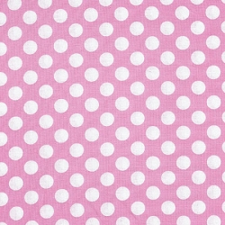 Candy Pink Polka Dot  | Candy Ta Dot