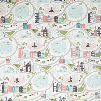 Dear Stella Designs Fabrics City Life