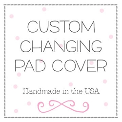 Custom Changing Pad Cover