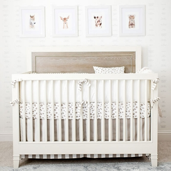 Dalmatian Spots Crib Collection - No Longer Available