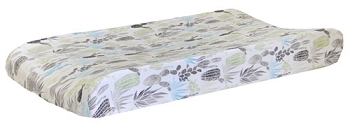 Cactus Changing Pad Cover | Desert Dawn in Earth Collection