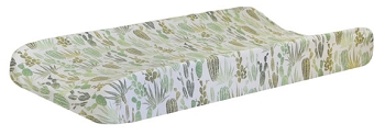 Cactus Changing Pad Cover | Desert Dawn in Grass Collection