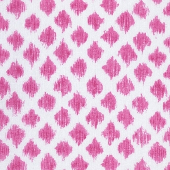 Hot Pink Diamond Changing Pad Cover