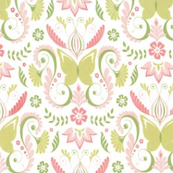 Flutter Butterfly Fabric