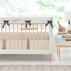 Woodland Baby Bedding | Fox Tales Collection