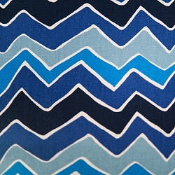 Blue Chevron | High Tide